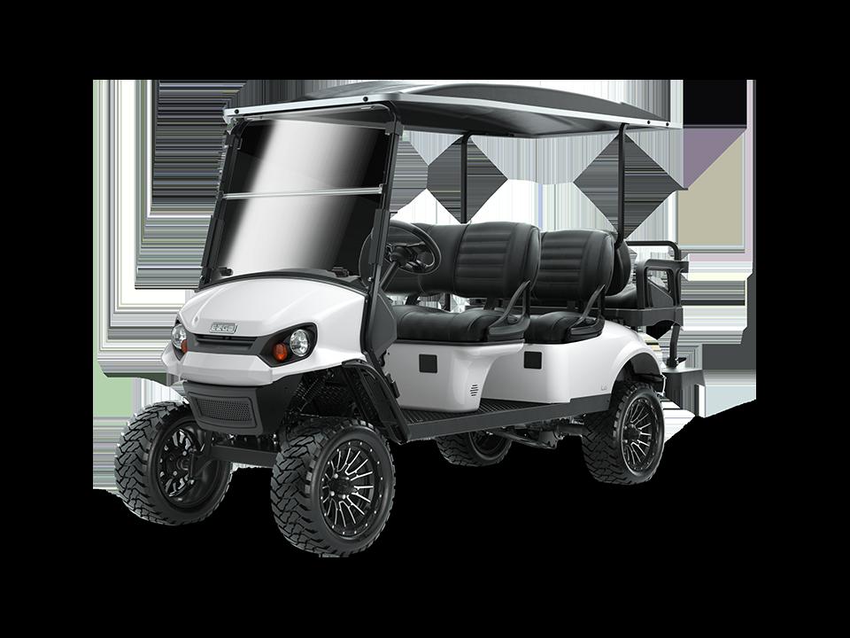 EZGO Express L6 6 passenger Golf Cart