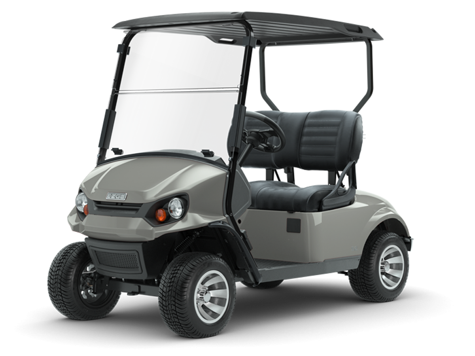 Express S2 Personal Golf Cart with Premium Black Seats