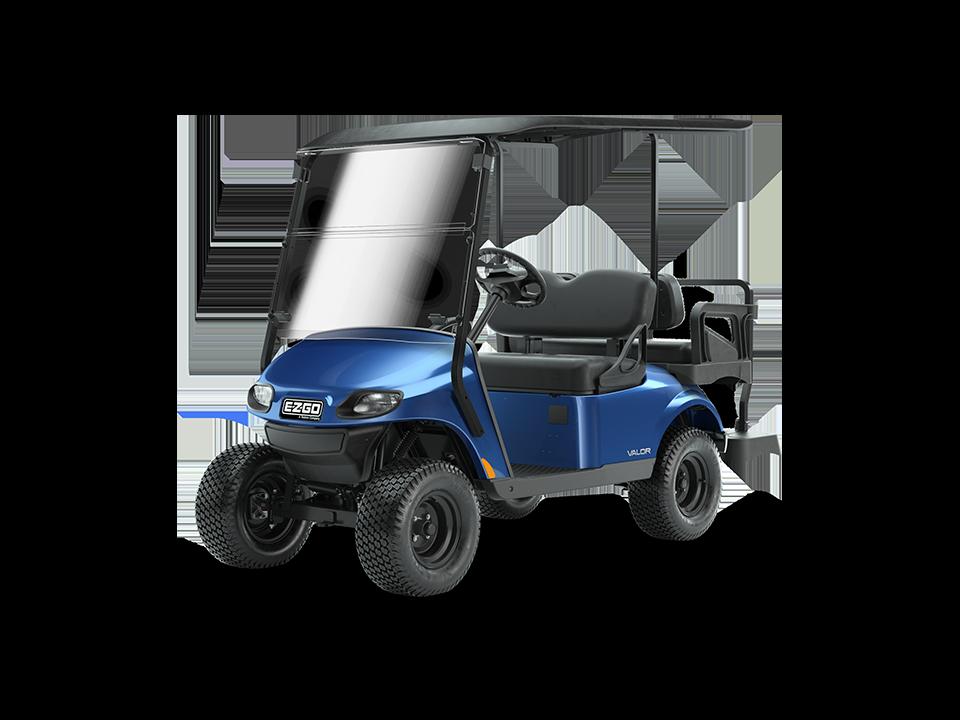 EZGO Valor Gas Golf Cart